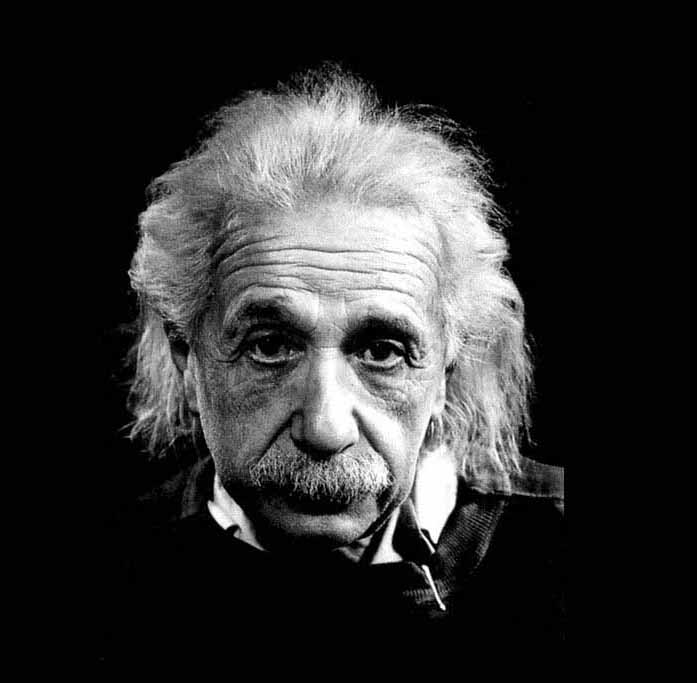 Einstein And The Absurd
